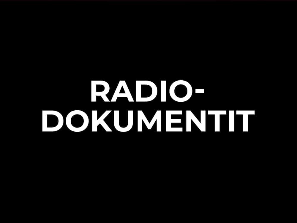 Radiodokumentit